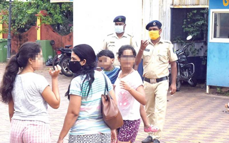Pay Rs 200 Fine For Not Wearing The Masks