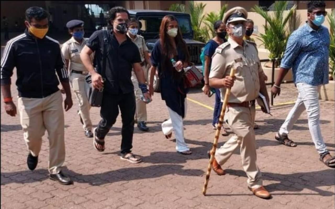 Poonam Pandey Arrested In Goa
