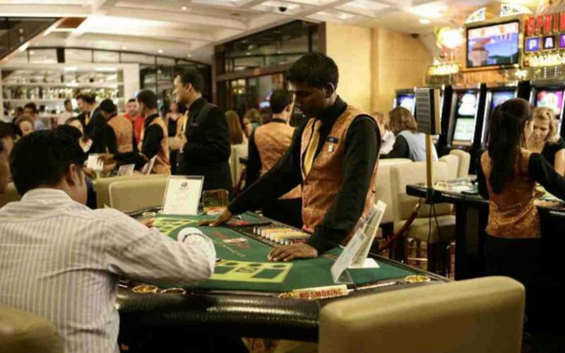 Two Casino Staffers Tests Positive