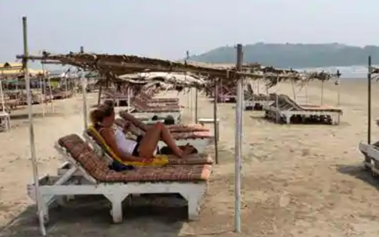 Write The True Facts About The Environment and Tourism In Goa