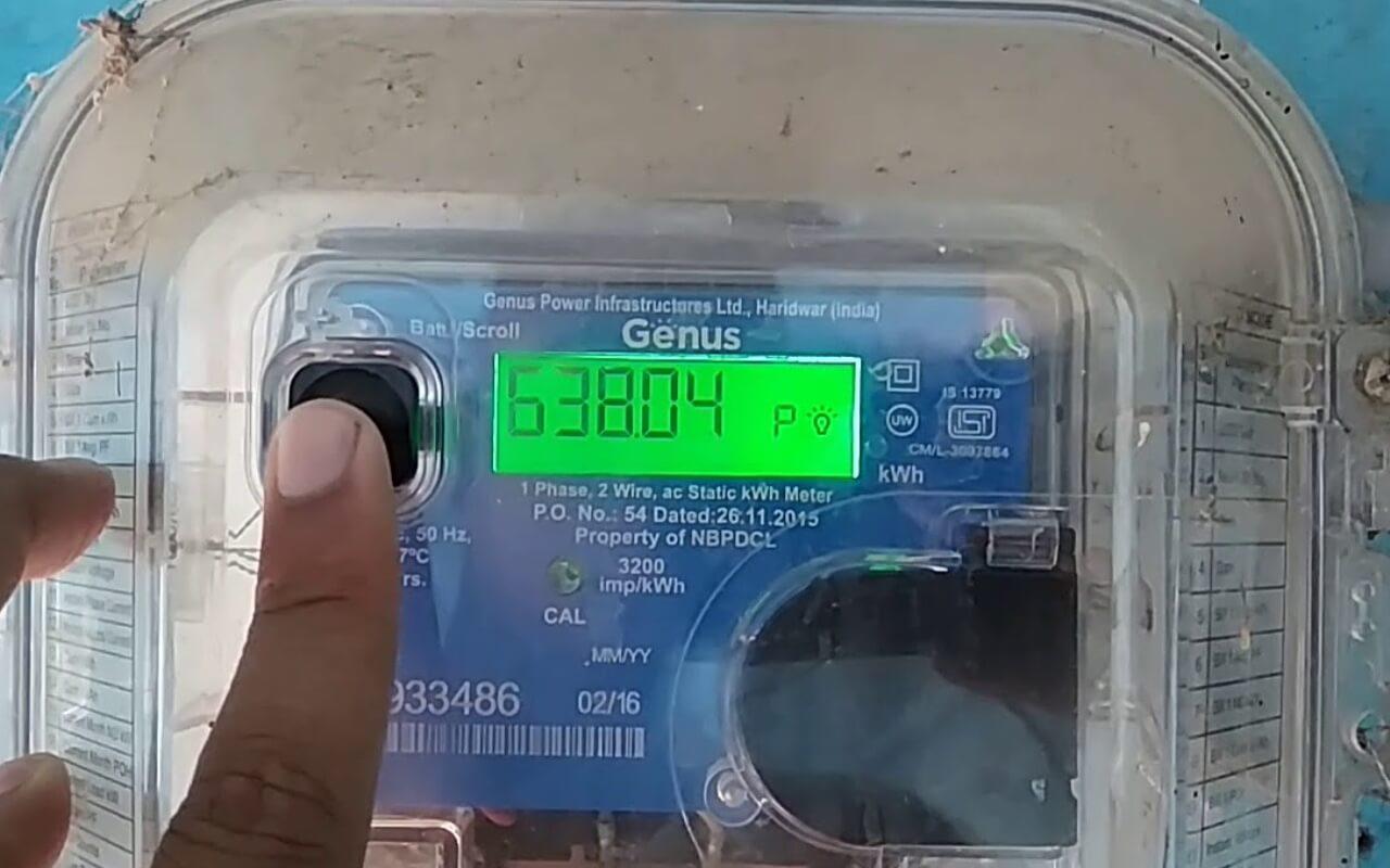Electricity Power Meter