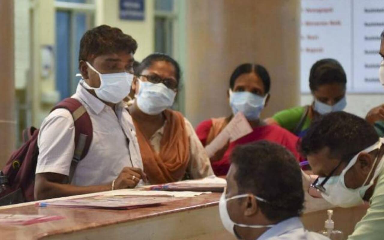 Covid Cases Drops in Goa