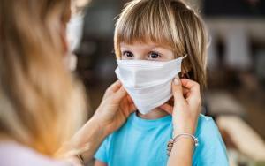 Covid Disease in Children in UK