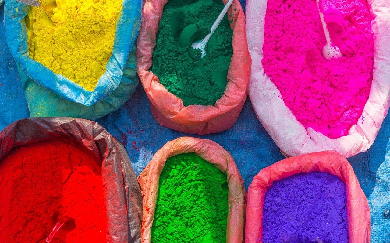 Holi Celebration in Goa