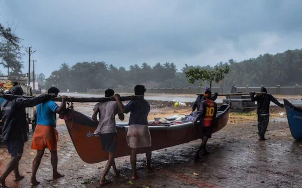 Cyclone May Hit Goa