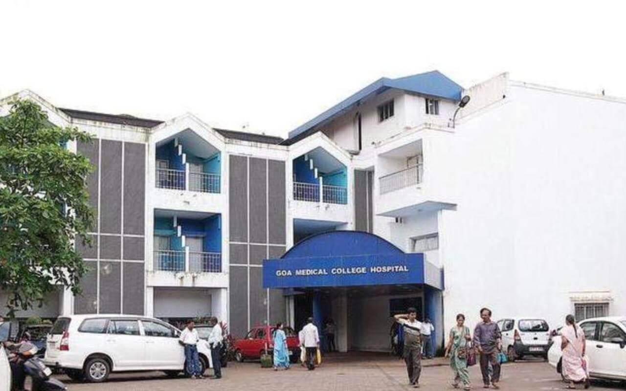 GMCH's Super Speciality Block