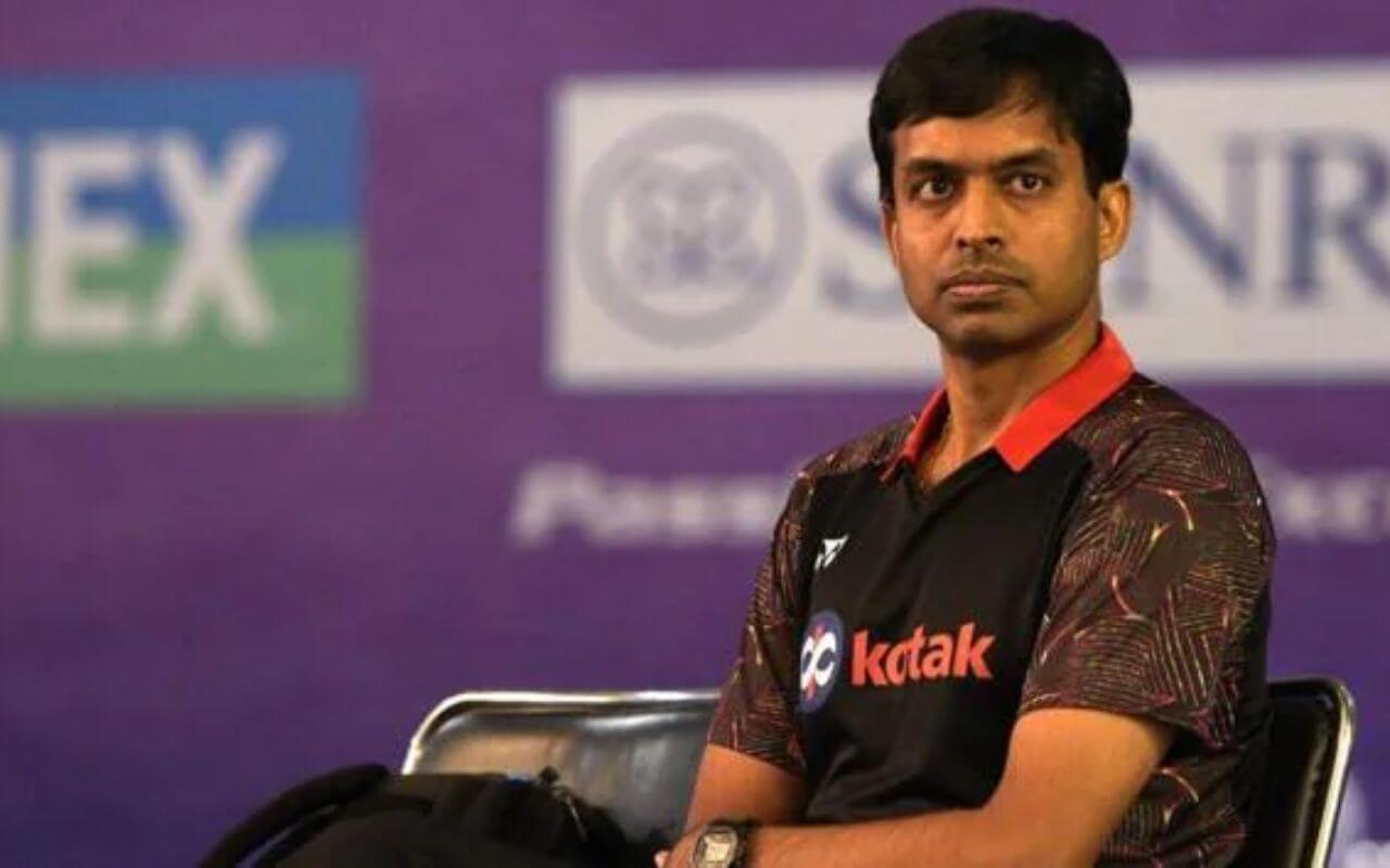 Indian Badminton Team Coach Pullela Gopichand
