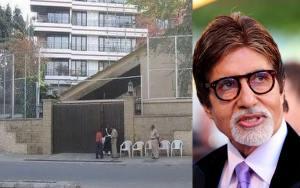 Amitabh Bachchan's Prateeksha Bungalow in Juhu