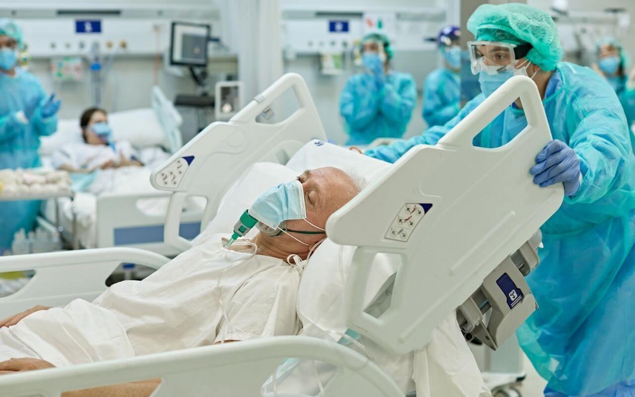 Covid-19 Hospitalisation