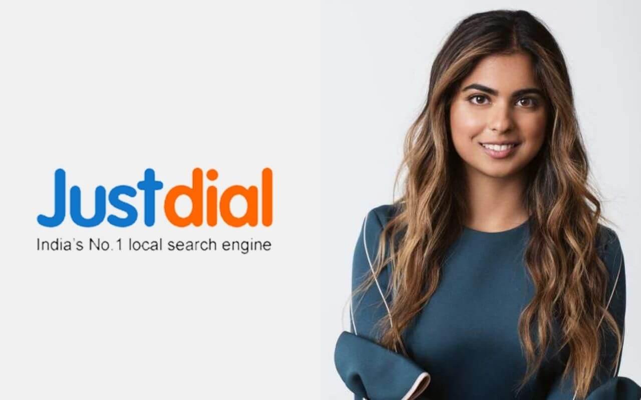 Reliance Retail Venture Acquires Just Dial