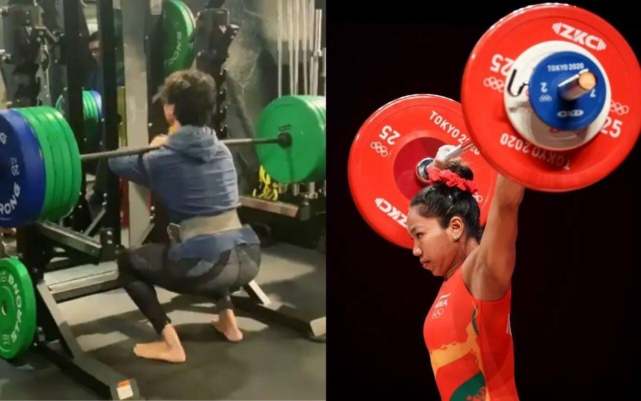 Tiger Shroff Shares Video of Him Lifting 140KGS