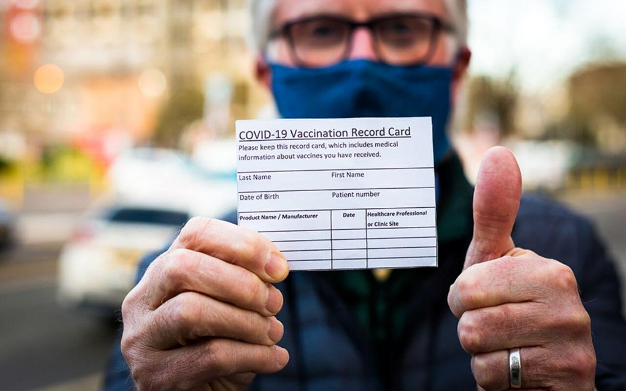 6000 Fully Vaccinated People Tested Positive For Covid Infection in Mumbai