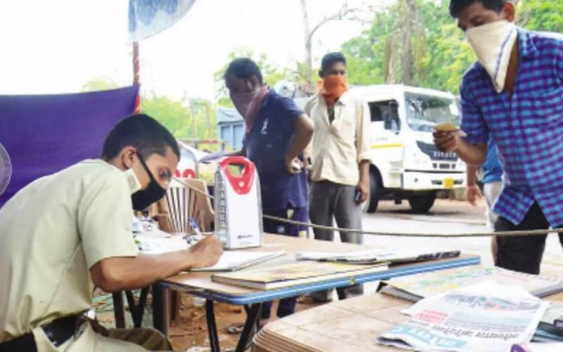 Fully Vaccinated People Can Enter In Goa