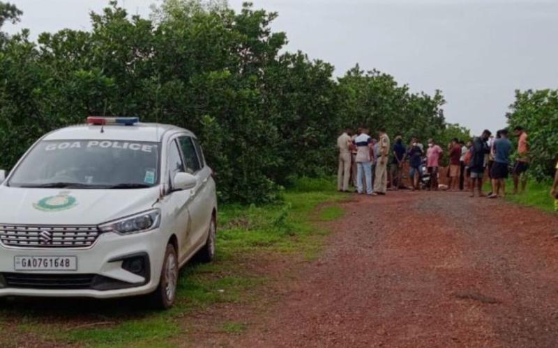 Goa Police Solves One and Half Month Old Murder Case