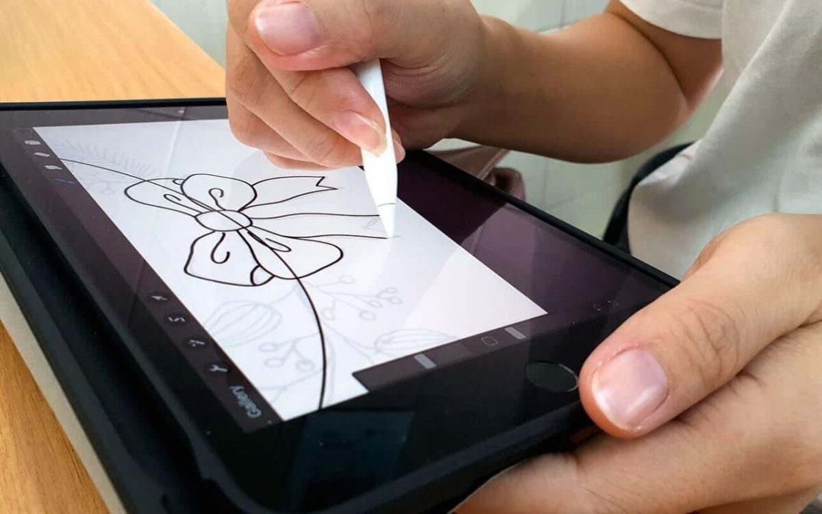 Apple Pencil Drawn