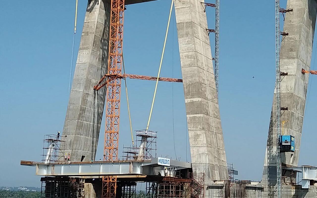 New Zuari Bridge