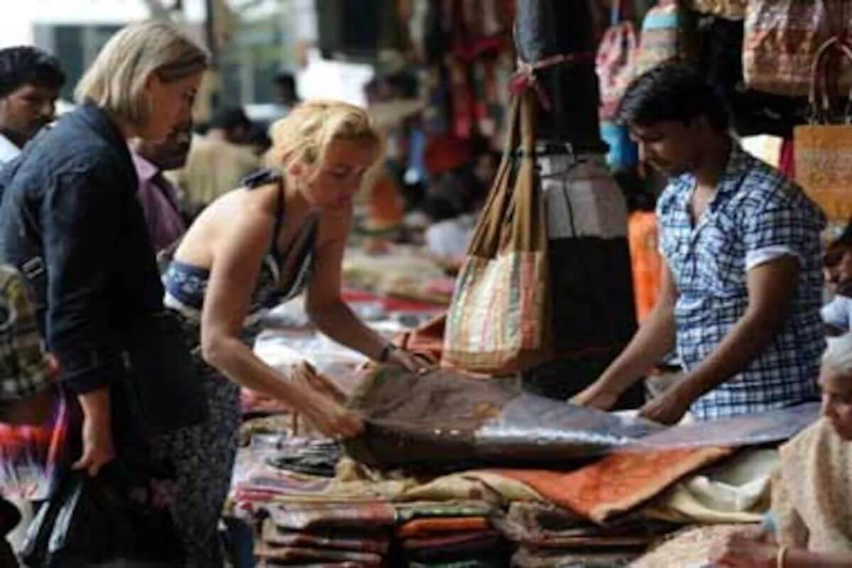 Foreigners in Goa