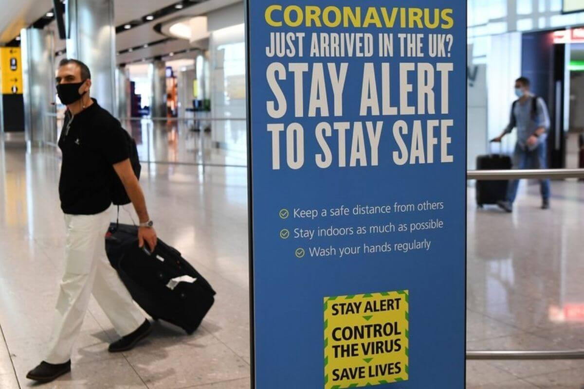 Quarantine on Arrival