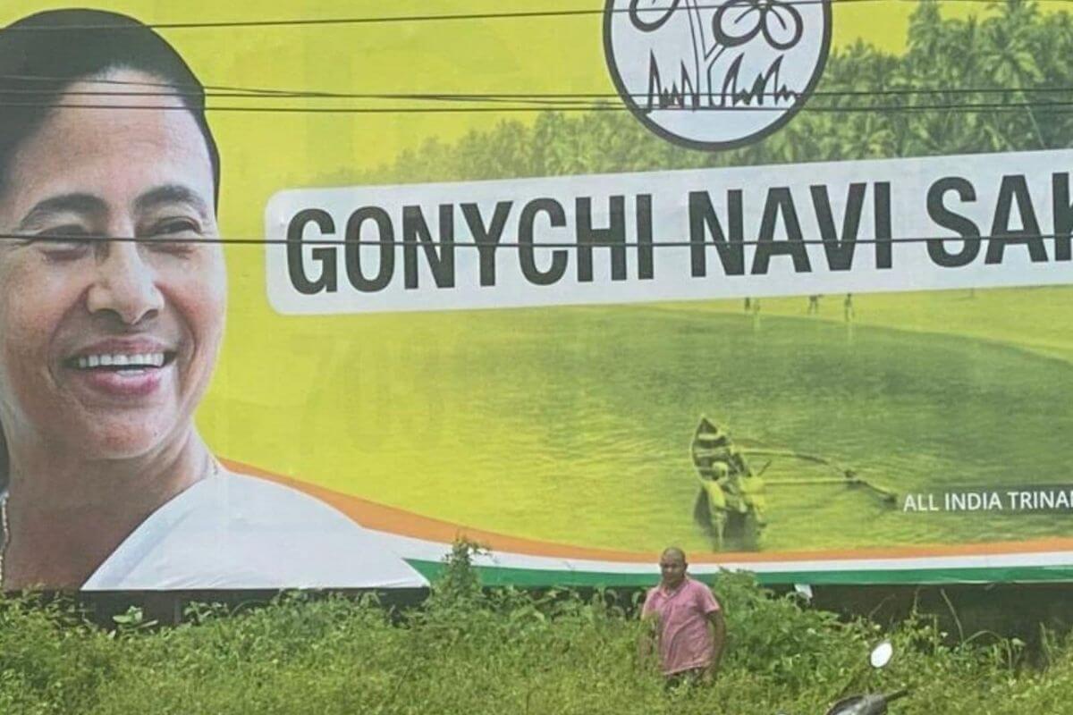 TMC Enters Goa Politics