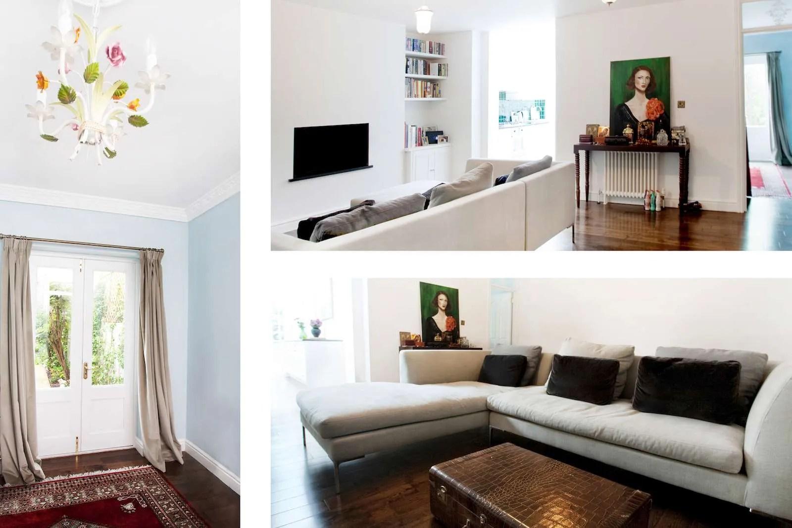 Architect designed flat extension warwick avenue westminster w9 interior design ideas