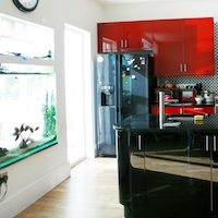 Golders Green Barnet NW11 House extension Internal kitchen views 1 Barnet residential architect projects