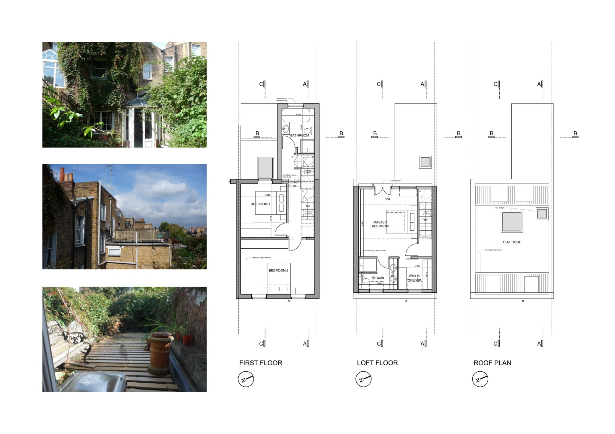 Shepherds bush hammersmith fulham w14 house extension for Bush house designs