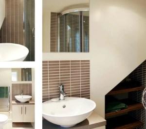 Architect designed house extension Highbury Islington N5 Roof extension and en suite1 300x266 Highbury, Islington N5 | House extension