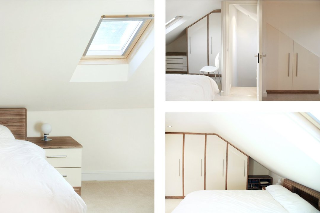 Architect designed house extension Highbury Islington N5 Roof extension and master bedroom 1200x800 Highbury, Islington N5 | House extension
