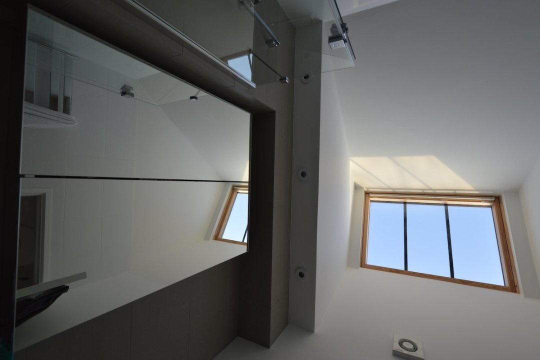 Architect designed house extension with full refurbishment Lewisham SE13 View of bathroom rooflight1 1200x800 Lewisham SE13 | House extension and full refurbishment