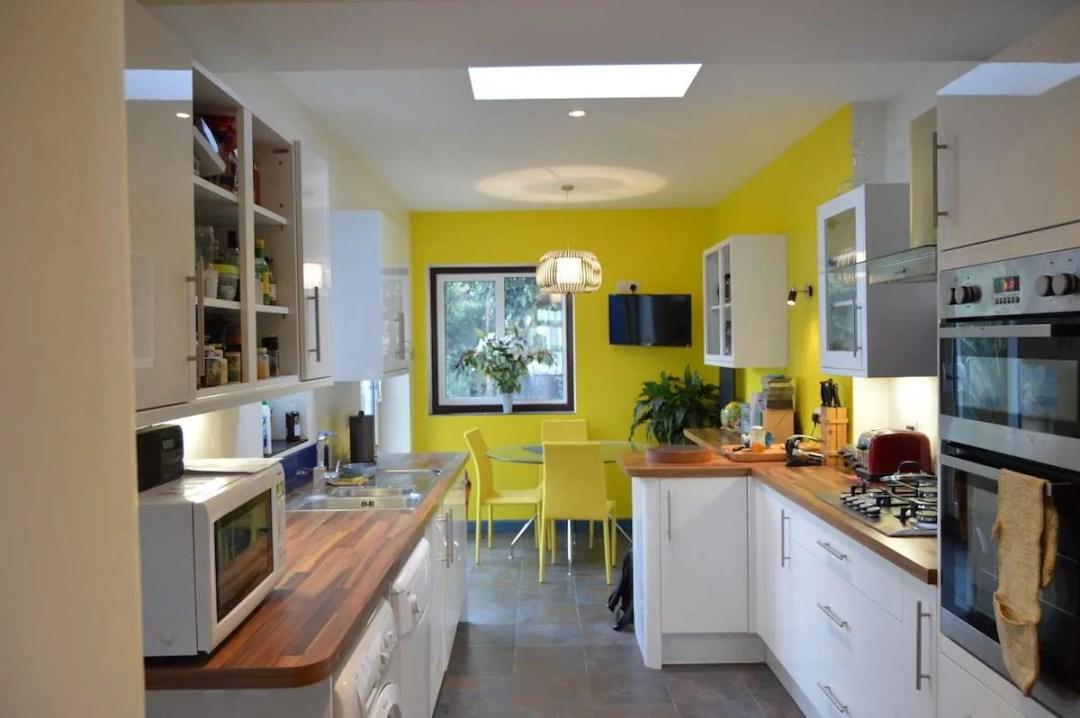 Architect designed kitchen extension Honor Oak Park Lewisham SE23 Internal view 1200x798 Honor Oak Park, Lewisham SE23 | Kitchen extension