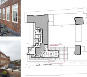 Architect designed penthouse extension Pimlico Westminster SW1P Area Plan 300x266 Pimlico, Westminster SW1P | Penthouse extension and alterations