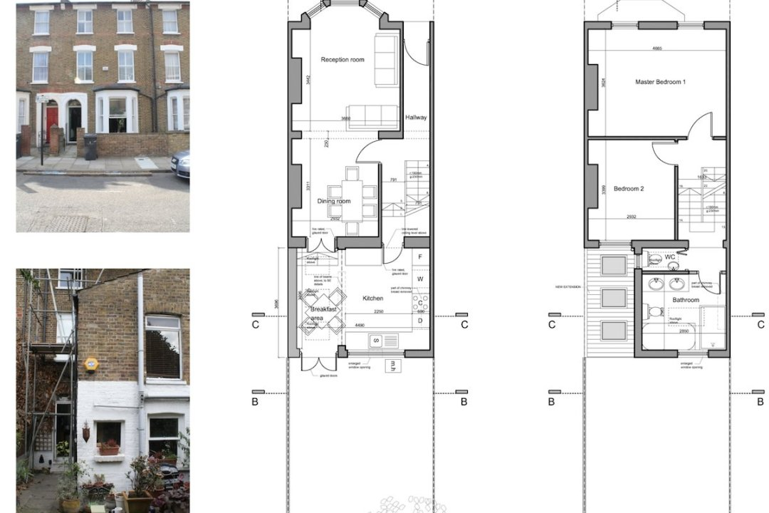 Clapham North Lambeth Sw4 House Extension London