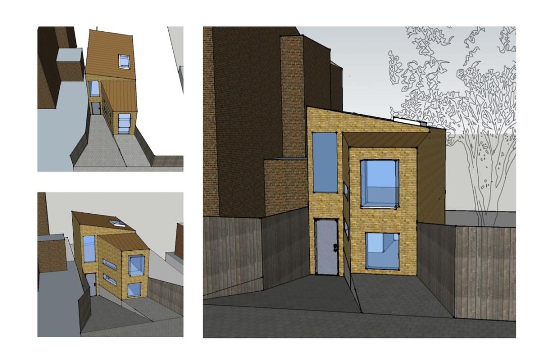Highgate Haringey N8 Residential development feasibility study 3D images 1200x800 Highgate N8 | Residential development feasibility study