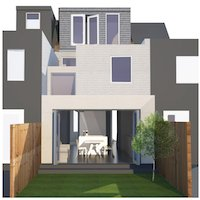 NW6 WEST HAMPSTEAD Camden residential architect projects