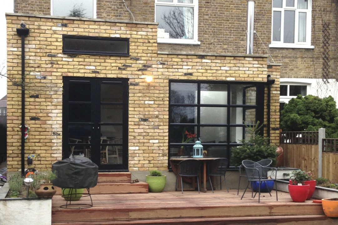 Grove Park Lewisham SE12 House Rear Extension External 1200x800