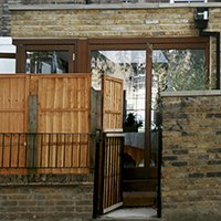 Kings Cross Camden NW1 House extension External view and detail 200x200 Chalk Farm, Camden NW5 | Rear flat extension