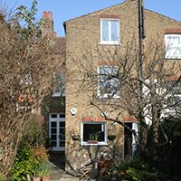 Streatham Hill Lambeth SW16 2LW House extension Rear elevation 200x200 Clapham North, Lambeth SW4 | House extension