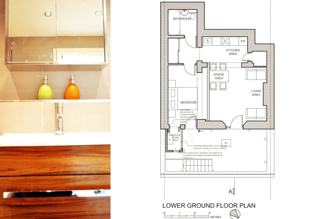 Paddington Westminster W2 Listed Building flat renovation Floor plan 1200x800 Paddington Westminster W2 | Listed Building flat renovation