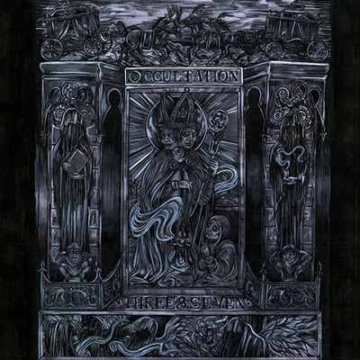Occultation – 'Three & Seven' CD
