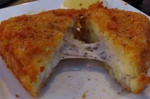 Mozzarella & marrow sangweech