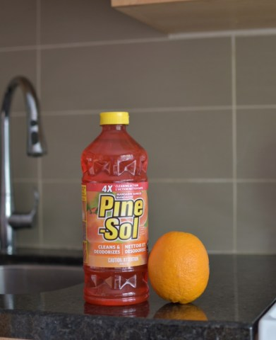 The Mandarin Sunrise Pine Sol