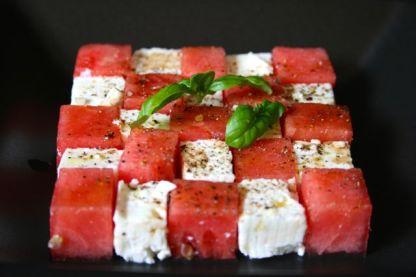 Wassermelone&Feta