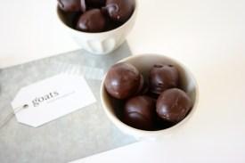Kokosbällchen mit Schokolade6
