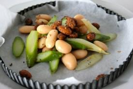 Spargelsalat mit weißen Bohnen2