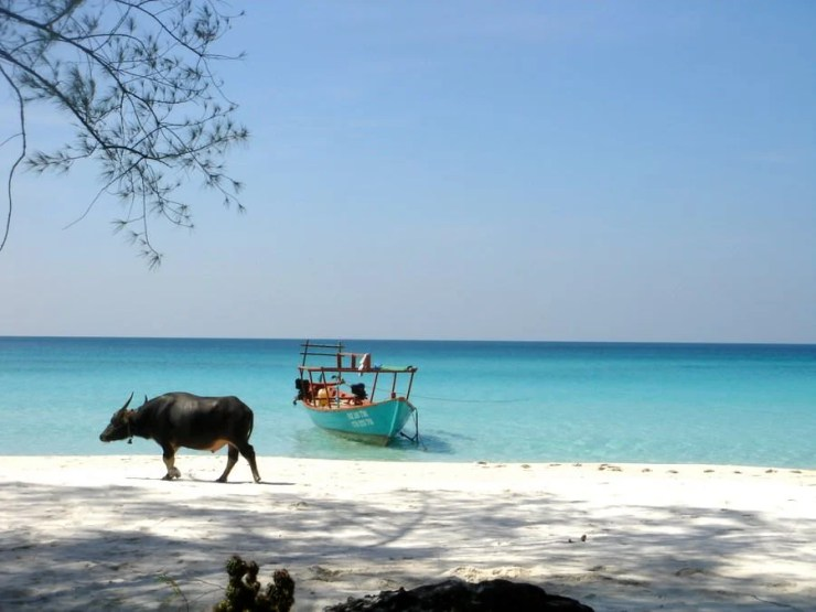 off the beaten path in southeast asia koh rong cambodia