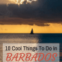 10 Cool Things To Do In Barbados Goats On The Road