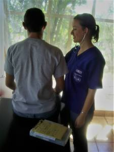 GOAT Volunteers Costa Rica Health Care Volunteering