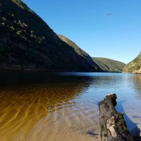 South Africa water landscape