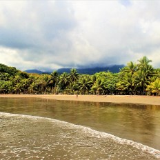 Beach in Costa Rica