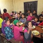 Child care volunteering with GOAT Volunteering in Nepal children's homes